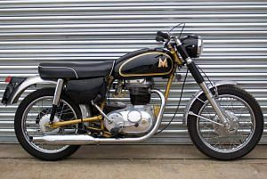 AJS Model 14 250 (1958-66)