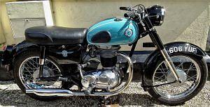 AJS Model 8 350 (1960-62)