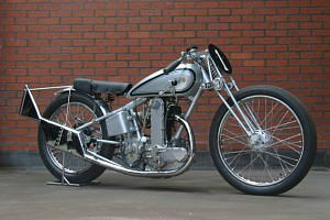 AJS R7 Track Racer (1930)