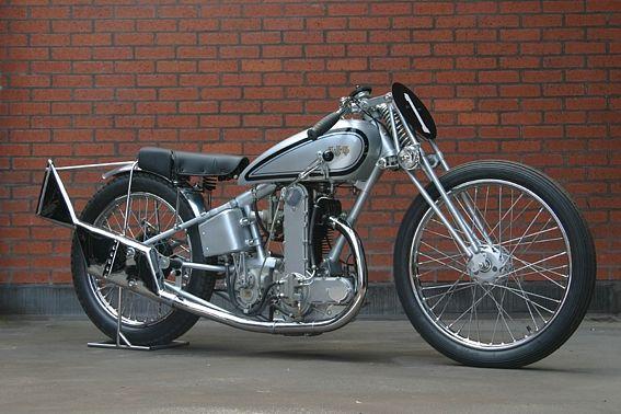 AJS R7 Track Racer (1930)