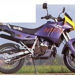 Aprilia Pegaso 125 (1989-90)