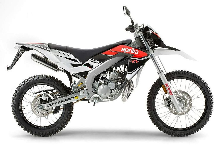 Aprilia RX 50 (2014-15)