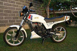 Aprilia ST 125 (1982-84)