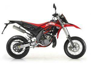Aprilia SX 125 (2010-11)