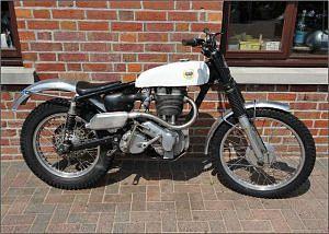 Ariel HT 5 500 Trials (1956-59)
