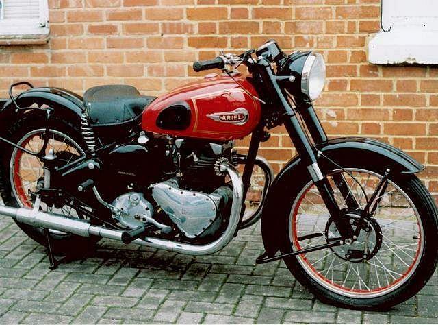 Ariel KH500 Fieldmaster (1948-57)