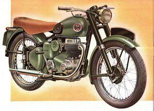 Ariel LH 200 Colt (1954-59)