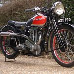 Ariel VH 500 Red Hunter (1932-59)