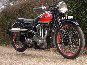 Ariel VH 500 Red Hunter (1932-59)