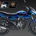 Bajaj XCD 125 DTS-i (2008-10)