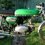 Benelli 125 Sport Special (1968-73)