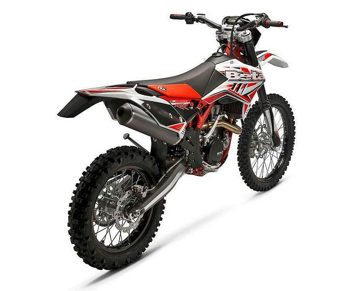 Beta RR 450 Enduro (2009-10)