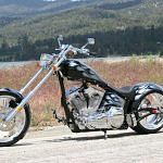 Big Bear Devil's Advocate Chopper (2015)
