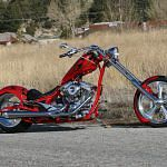 Big Bear Choppers Sled Chopper (2015)
