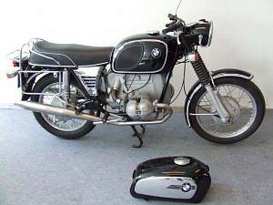BMW R50/5 (1969-73)