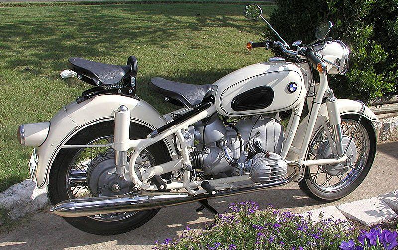 BMW R60/2 (1966)