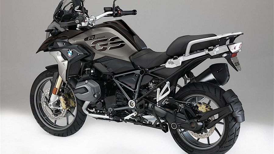 BMW R 1200GS LC Rally (2017)