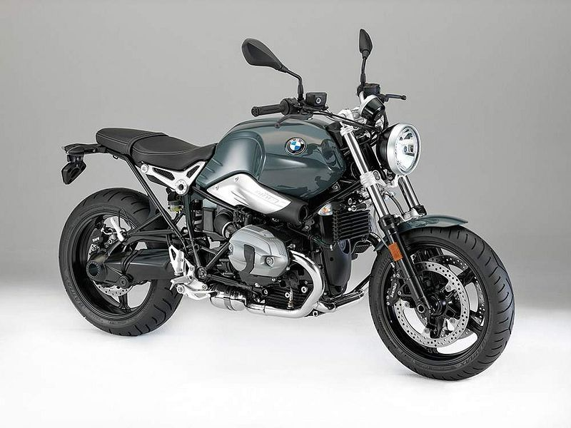 BMW R Nine T Pure (2017-18)