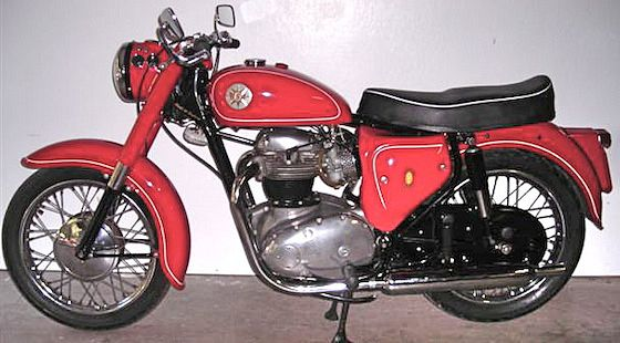 BSA A65 Star Twin (1962-72)