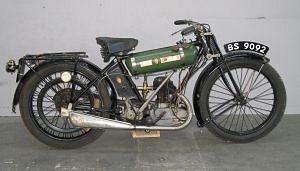 BSA B (1927)