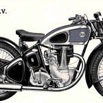 BSA B21 (1937-39)