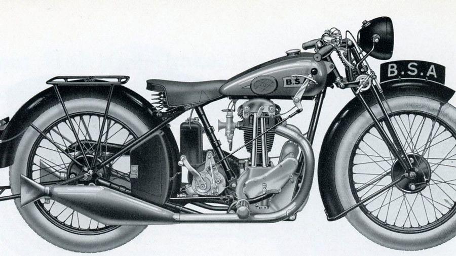 BSA B30 (1930)