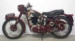 BSA B31 (1945-59)