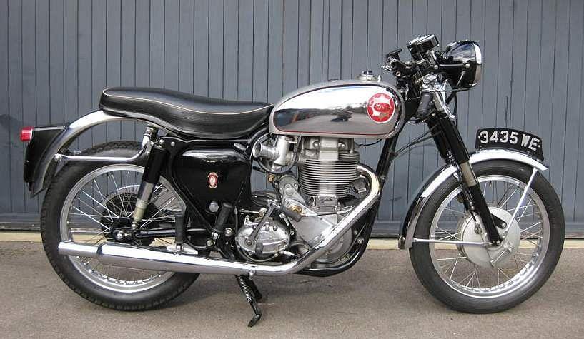 BSA B34 (1954-70)