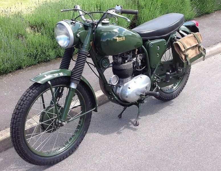 BSA B40 (1936)