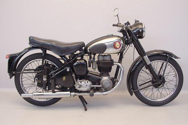 BSA C11 (1939-56)