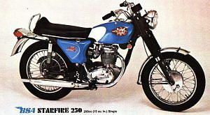 BSA C25 (1968-70)