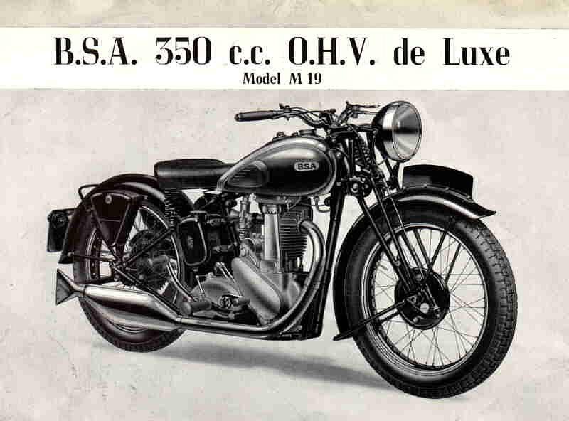 BSA M19 (1937)