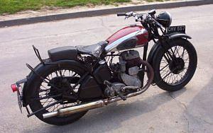 BSA M21 (1937-61)