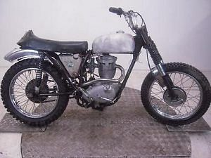 BSA 440 Victor Enduro (1971)
