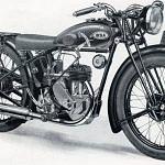 BSA X35-1 (1933-36)