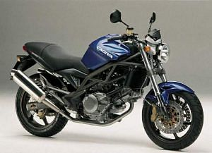 Cagiva Raptor 650 (2001-02)