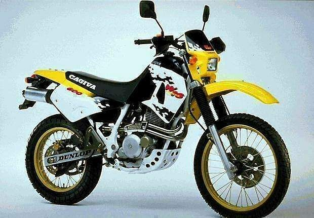 Cagiva W16 (1994-97)