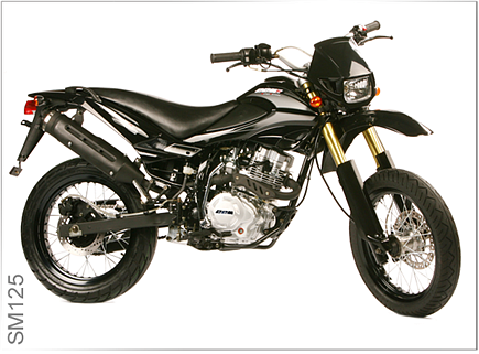 CCM TL 125 (2008) - MotorcycleSpecifications.com