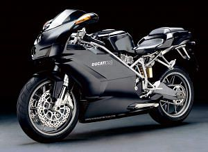 Ducati 749 Dark (2005)