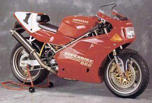 Ducati 888 SP5 (1993)