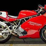 Ducati 900 SL Superlight (1993)