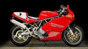 Ducati 900 SL Superlight (1993)