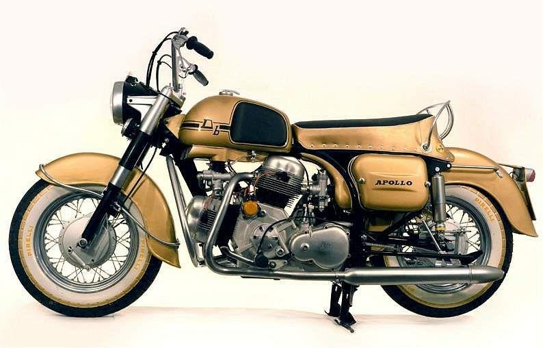 Ducati 1200 V4 Apollo (1964)
