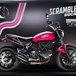 Ducati Scrambler Sixty2 Shocking (2016)