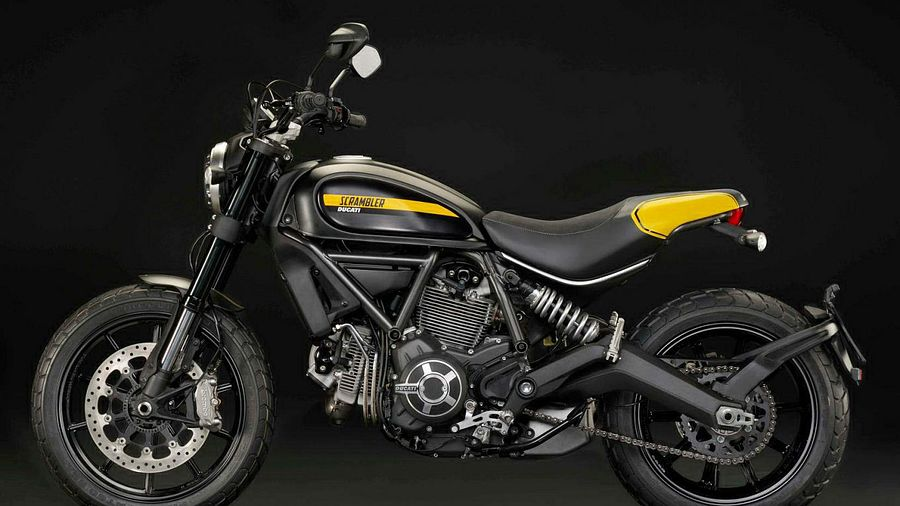Ducati Scrambler Full Throttle (2015-16)
