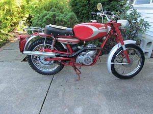 Ducati 100 Cadet / Mountaineer (1965-66)