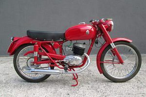 Ducati 125T / 125TV (1956-60)