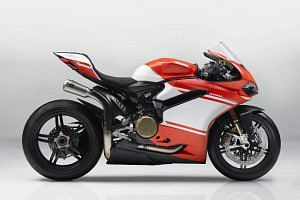 Ducati 1299 Superleggera (2017)