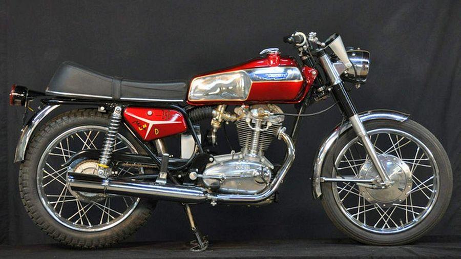 Ducati 350 Mark 3D (1968-70)