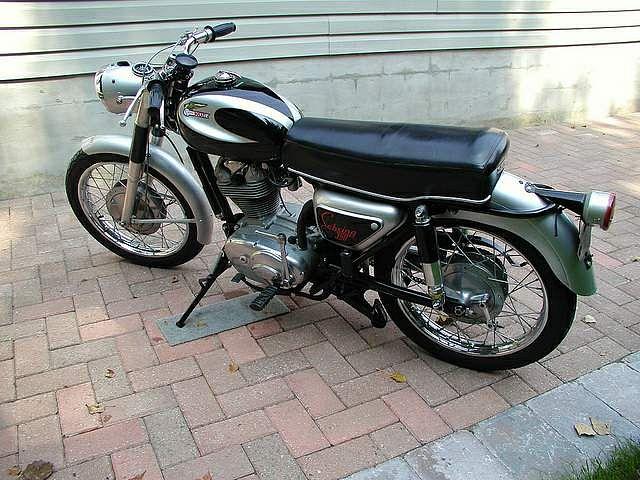 Ducati 350 Sebring (1965-67)